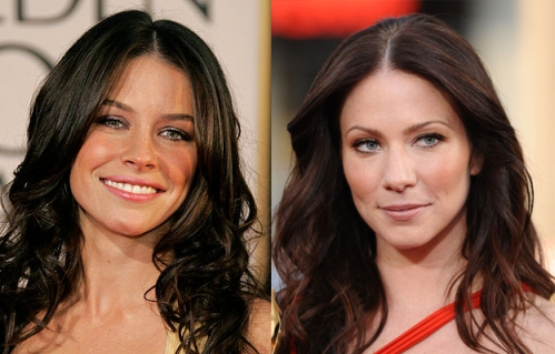 Evangeline Lilly & Lynn Collins