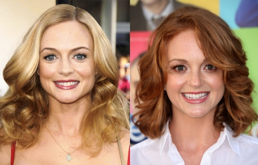 Heather Graham & Jayma Mays