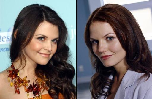 Ginnifer Goodwin & Jennifer Morrison
