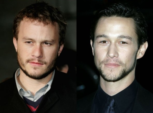 Heath Ledger & Joseph Gordon-Levitt