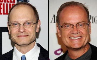 David Hyde Pierce & Kelsey Grammer