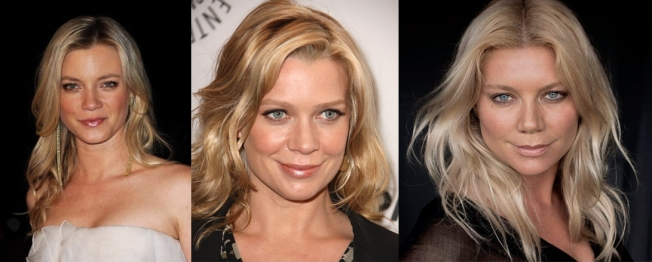 Amy Smart & Laurie Holden & Peta Wilson