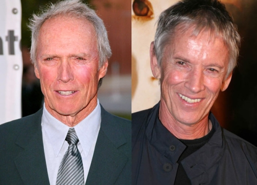 Clint Eastwood & Scott Glenn