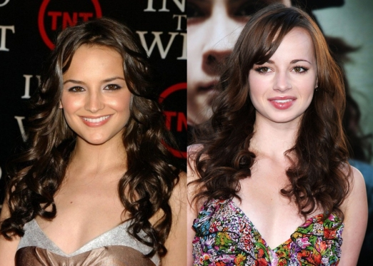 Rachael Leigh Cook & Ashley Rickards