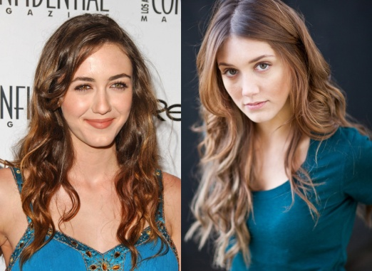 Madeline Zima & Candice-May Langlois