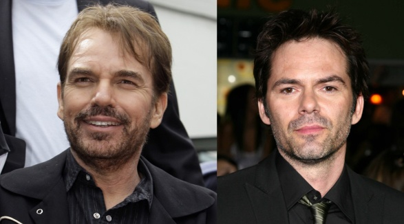Billy Bob Thornton & Billy Burke